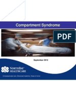 trauma compartment syndrome