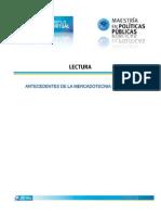 Antecedentes de la mercadotecnia en México