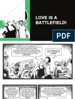 Love Is a Battlefield! A Publication of the Institute of Temporal Illusions
