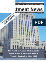 Newsletter - September 2012