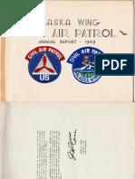 Alaska Wing - Annual Report (1949)
