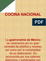 Cocina Nacional