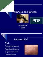 Fisiologia Proceso de Cicatrización y Valoración de Heridas