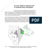 Introduction to the Athabasca Oil Sands and Devonian Carbonate Heavy Oil 2