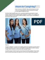 Study Caregiving in Philippines