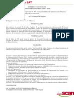 Acuerdo 1-98 Sat