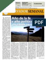 Observador Semanal del 06/09/2012