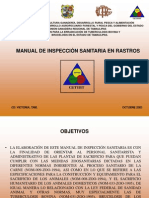 Manual de Insp. Sanitaria