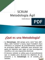 Metodologías Agiles SCRUM