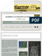 Barrio Ultraestacion Chillan