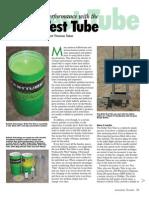 Bullettest Tube Article
