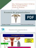 Dipos de Examen de Papanicolaou