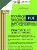 Uss Derecho Romano[1]