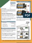 Sonora LA281R-T DBS Satellite Cable Amplifier Spec Sheet