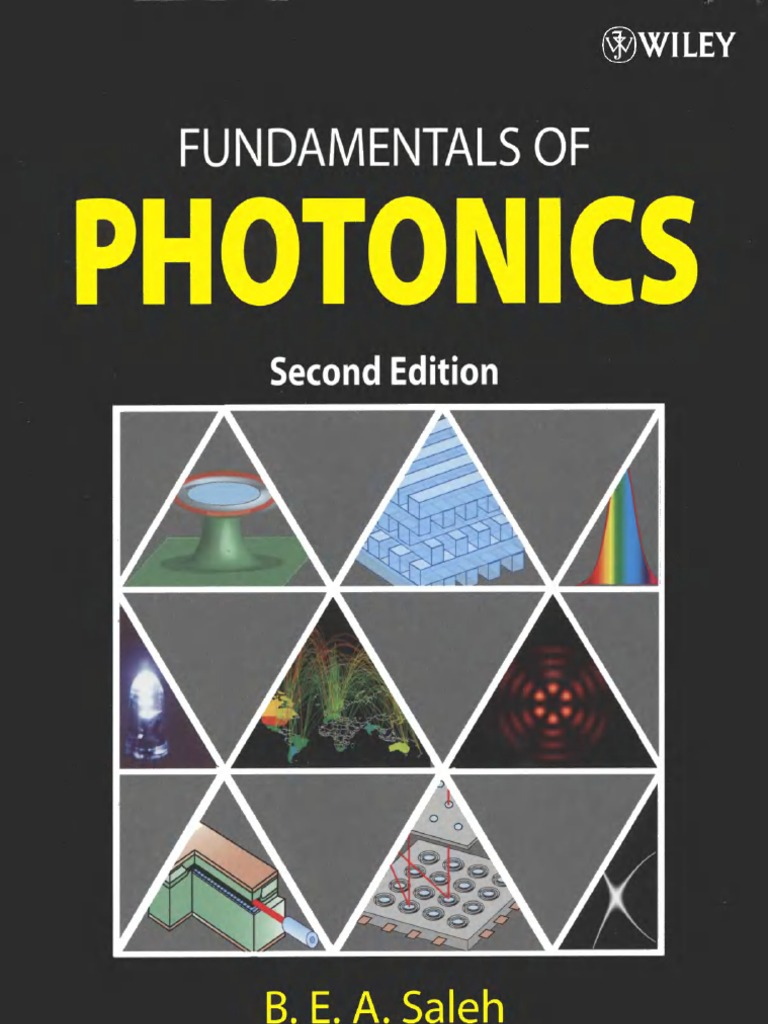 Fundamentals of photonics fandeluxe Image collections