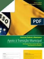 Cartilha Transição Municipal