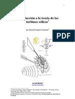 Introduccion Teoria Turbinas Eolicas