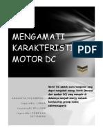 Proyek i Motor Dc Final