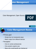 Color Management Inkscape