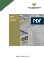 Laporan Keuangan 2011 Kab.tangerang