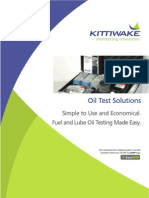 Oil Test Solutions