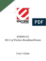 Enhwi g3 Manual