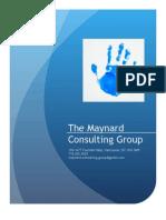 MaynardConsultingBrochure Final
