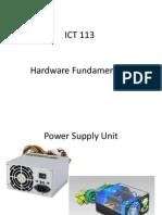 Hardware Fundamentals