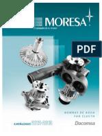 MORESA-2012-Bombas de Agua Fan Clutch