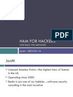 18 - Ham for Hackers