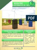 Boletín Informativo ECOLTEC