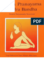 Yoga - Asana Pranayama Mudra Bandha