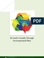 Be Earth-Friendly Through Environmental Plans