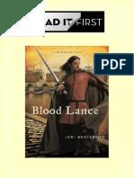 Blood Lance; A Medieval Noir