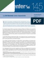 Nota Enter 145 - La Net Neutrality como imposición