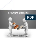 Copyright Licensing Strategies