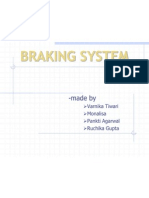 Braking System-By Girls