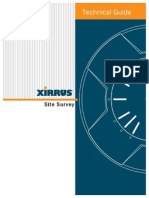 Xirrus Technical guide Site survey