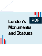 London Statues and Monuments