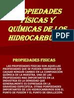 Unidad III (b) - Propiedades de Los Hidrocarburos