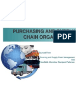 Purchasing Organisation