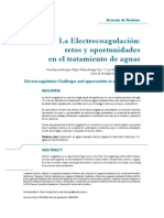electrocoagulacion
