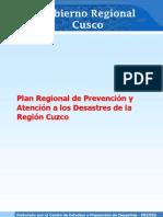 Información de la región del Cusco