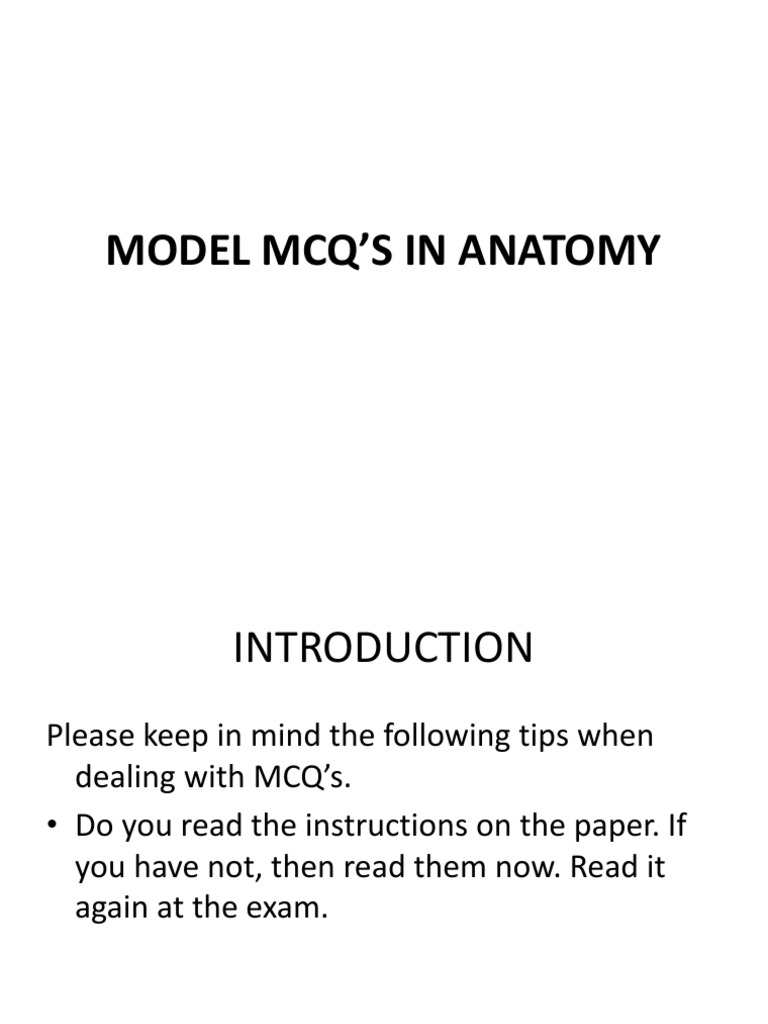Funky Mcq Of Anatomy Motif - Anatomy and Physiology Tissue ...