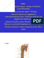 Upper Limb_Arm,Shoulder Joint & Cubital Fossa