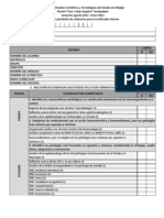 Guía de portafolio de evidencias