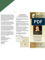 2012 Padre Pio Retreat Flyer.sjc