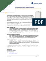 MC-802 Field Evaluation