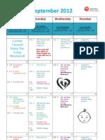 Final September 2012 Calendar
