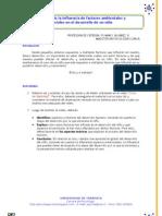 Ficha 1.1 Analizando la influencia de factores ambientales y sociales en el desarrollo de un niño 2012